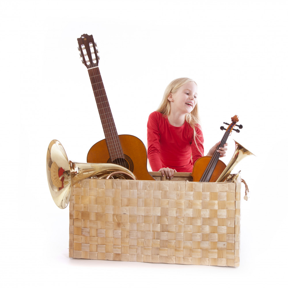 Instrumentenkarussell Eschenbach