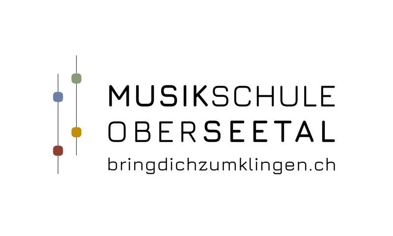 Markenkreation Musikschule Oberseetal