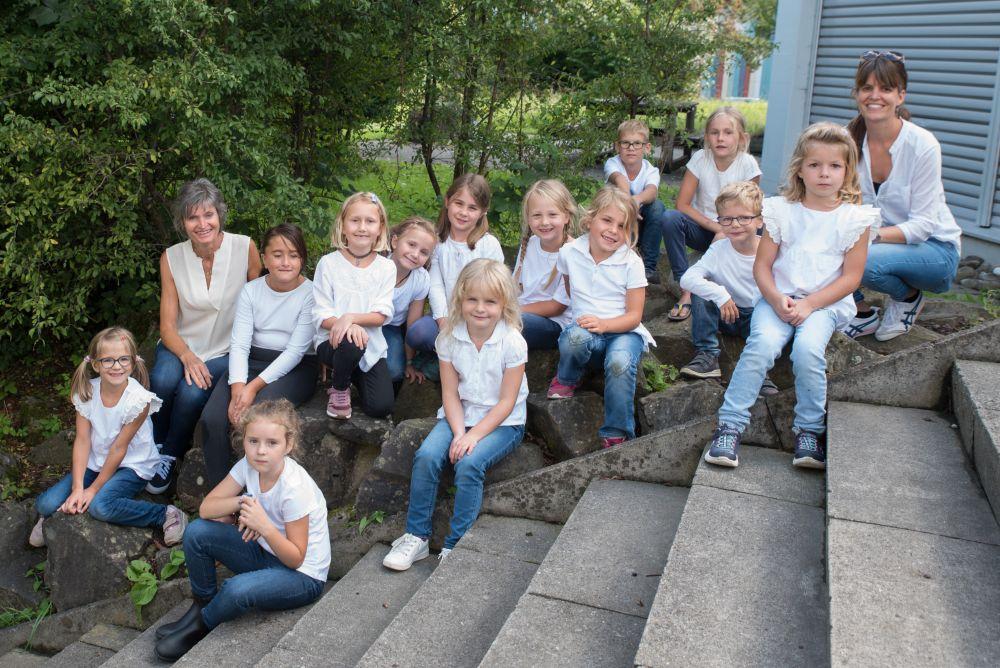 InCanto Oberseetal Kinderchor 1 Eschenbach