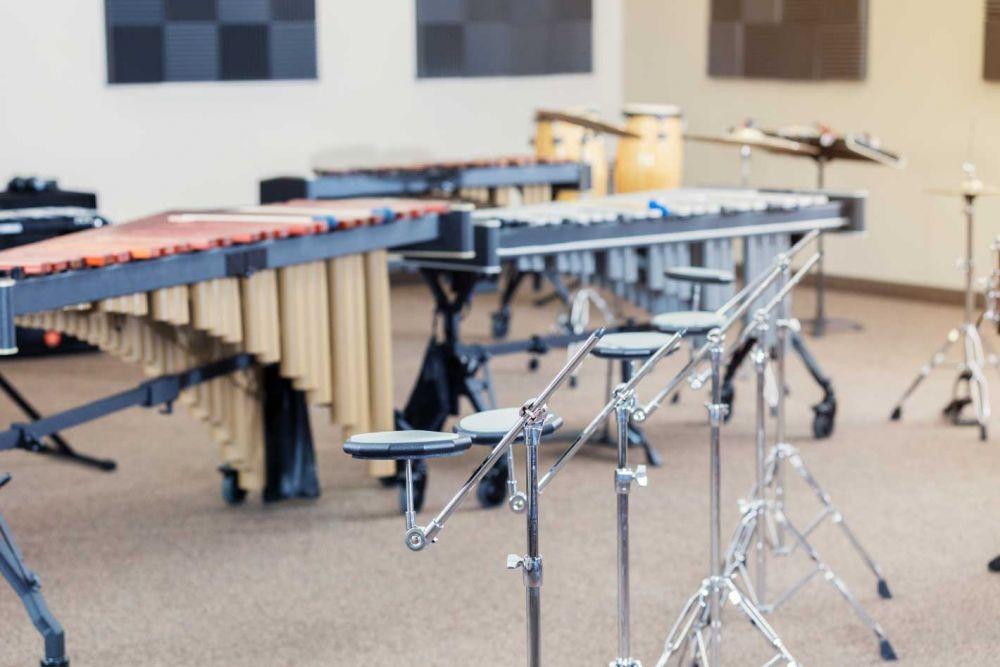 Perkussionsensemble 1
